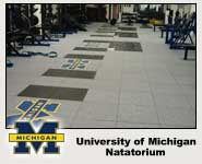 University of Michigan - Natatorium